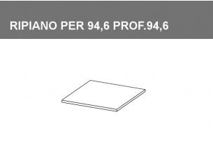 Ripiano da 94,6x94,6cm
