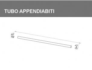 tubo appendiabiti