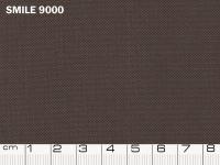 Tessuto Smile colore 9000 Anthracite, 100% poliestere. Colore Pantone 18-0201