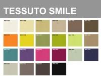 Campionario tessuto Smile 100% poliestere