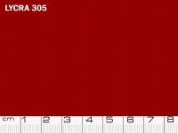 Tessuto Lycra 305 Racing Red, 80% Poliammidica, 20% Elastan. Colore Pantone 19-1763