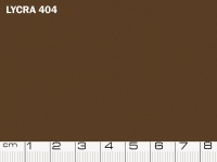 Tessuto Lycra 404 Brunette, 80% Poliammidica, 20% Elastan. Colore Pantone 19-1235