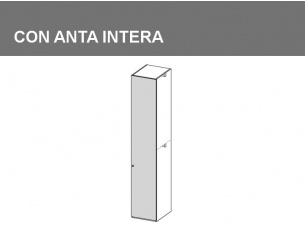 colonna anta intera