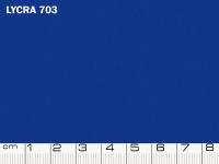 Tessuto Lycra 703 Brilliant Blue, 80% Poliammidica, 20% Elastan. Colore Pantone 18-4247