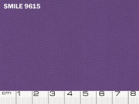 Tessuto Smile colore 9615 Lila, 100% poliestere. Colore Pantone 19-3850