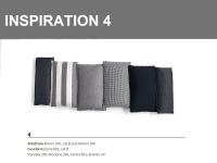 Inspiration 4 combinazione sulle tonalità di Nero