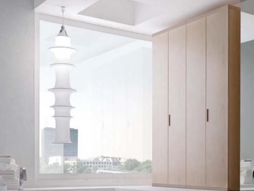 armadio a 4 ante Doimo Cityline da 180cm in finitura legno