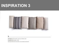 Inspiration 3 combinazione sulle tonalità di Grigio