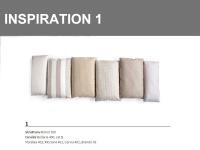 Inspiration 1 combinazione sulle tonalità di Beige