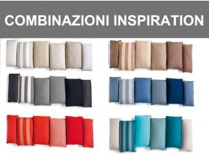Combinazioni di cuscini per il letto Birdland