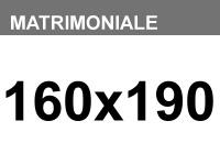 Materasso matrimoniale a molle indipendenti Top 5 160x190 H24cm