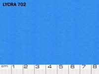 Tessuto Lycra 702 Blue Atoll, 80% Poliammidica, 20% Elastan. Colore Pantone 16-4535