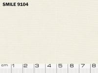 Tessuto Smile colore 9104 Cream, 100% poliestere. Colore Pantone 11-4800