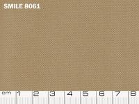 Tessuto Smile colore 8061 Stone, 100% poliestere. Colore Pantone 17-0517