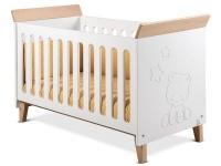 Lettino moderno per neonato Italbaby Contemporary