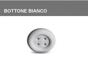 Maniglia Bottone Bianca in gomma