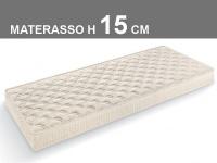 Materasso Baja per letto emergenza H15cm 80x190