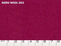Tessuto Nord Wool colore 003 Cactus Flower, 70% lana, 30% poliestere. Colore Pantone 18-2326