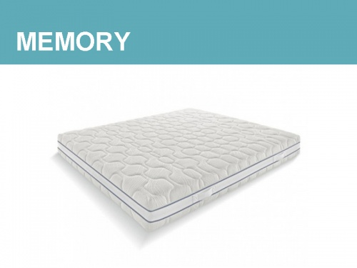 Materasso in memory Foam Moon