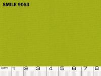 Tessuto Smile colore 9053 Lime, 100% poliestere. Colore Pantone 16-0840