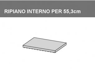 Ripiano interno per vano da 55,3cm