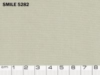 Tessuto Smile colore 5282 Lt. Grey, 100% poliestere. Colore Pantone 14-1106