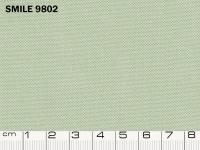 Tessuto Smile colore 9802 Silver, 100% poliestere. Colore Pantone 16-4402
