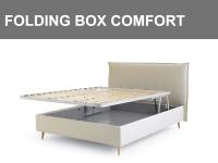 Box contenitore con sistema Folding Box e rete con doppio movimento