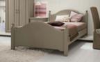 letto in legno massello
